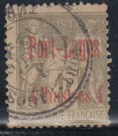 1893 YVERT Nº 6 - Puerto Lagos (1893-1931)