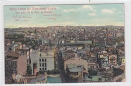 Panorama De Constantinople. Vue Prise De La Tour De Galata - Turkey