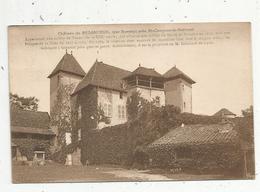 Cp , 71 , Château De BESANCEUIL ,par BONNAY , Près SAINT GENGOUX LE NATIONAL ,voyagée , Ed. Bourgeois - Autres Communes