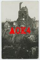 GELUVELD Gheluvelt Kerk Zonnebeke 1915 1916 1917 Flandern Ypern Menin Road - Zonnebeke