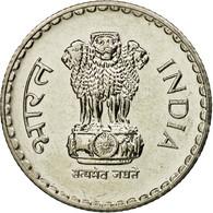 Monnaie, INDIA-REPUBLIC, 5 Rupees, 2000, SPL, Copper-nickel, KM:154.1 - Inde