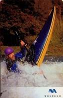 TARJETA TELEFONICA DE BULGARIA. Rafting, 11MOBF, 09/03, MOB-P-0135a (282) - Sport