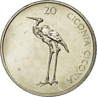 Monnaie, Slovénie, 20 Tolarjev, 2003, Kremnica, SPL, Copper-nickel, KM:51 - Slovénie