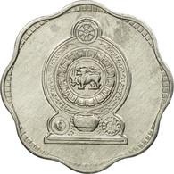 Monnaie, Sri Lanka, 2 Cents, 1978, TTB, Aluminium, KM:138 - Sri Lanka