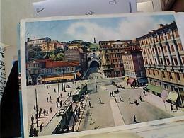 TRIESTE PIAZZA GOLDONI  TRAM VB1958 GW4439 - Trieste