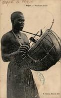 NIGER - Musicien Bozo - Niger
