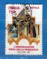 Italia ° - 1993 - NATALE Lire 750. Unif.2112.   Vedi Descrizione - 6. 1946-.. Republik