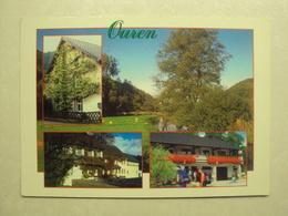 29759 - OUREN - 4 ZICHTEN - ZIE 2 FOTO'S - Burg-Reuland