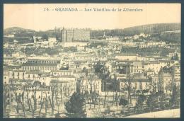 Andalucia GRANADA Las Vistillas De La Alhambra - Granada
