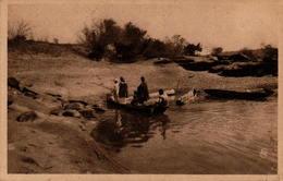 Mali - Environs De BAMAKO - Pirogue Sur Le Niger - Mali
