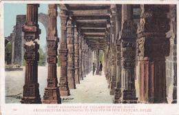 ASIE,ASIA,INDE,INDIA,DELHI,1913 - Inde