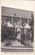 Bouchout Monument Der Gesneuvelden 1914-1918 - Boechout