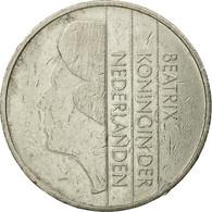 Monnaie, Pays-Bas, Beatrix, 2-1/2 Gulden, 1988, TB, Nickel, KM:206 - [ 3] 1815-… : Kingdom Of The Netherlands