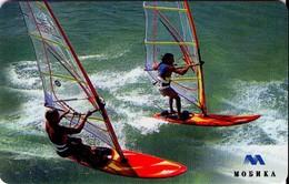 TARJETA TELEFONICA DE BULGARIA. SURF 2, 08SLBB, 05/04, MOB-P-0163 (280) - Sport