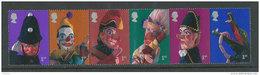 GRANDE-BRETAGNE - 2001 - Yvert  2266/2271 - NEUFS ** Luxe MNH - Série Complète 6 Valeurs  - Théâtre De Marionnettes - Ongebruikt