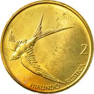 Monnaie, Slovénie, 2 Tolarja, 1998, TTB, Nickel-brass, KM:5 - Slovénie
