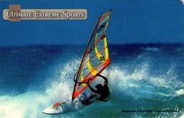TARJETA TELEFONICA DE BULGARIA. ULTIMATE EXTREME SPORTS, SURF 2, 04/02, MOB-P-0076 (278) - Sport