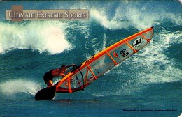 TARJETA TELEFONICA DE BULGARIA. ULTIMATE EXTREME SPORTS, SURF 3, 07/02, MOB-P-0077B (277) - Sport
