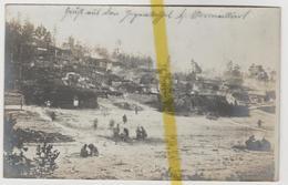 51 MARNE MORONVILLIERS Canton MOURMELON  CARTE PHOTO  ALLEMANDE MILITARIA 1914/1918 WW1WK1 - Autres Communes