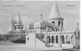 AK 0051  Budapest - Fischerbastei Um 1909 - Ungarn