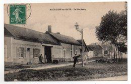 CPA - MAUREGNY-EN-HAYE - LE SALECHAMP - Animée - N/b - 1911 - - France