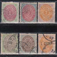 Antillas Danesas , Lote De Sellos - Dinamarca (Antillas)