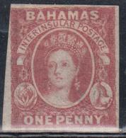 Bahamas, 1859  Yvert Nº 1  /*/ - Bahamas (...-1973)