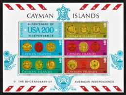 Cayman Islands - Scott #376a MNH (1) - Cayman Islands