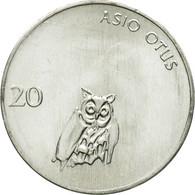 Monnaie, Slovénie, 20 Stotinov, 1993, SUP, Aluminium, KM:8 - Slovénie
