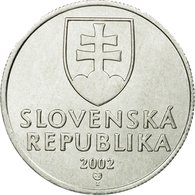 Monnaie, Slovaquie, 20 Halierov, 2002, SUP, Aluminium, KM:18 - Slovaquie