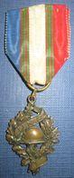 Medaille UNC - Frankreich