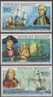 MADAGASCAR - Bicentenaire De L'indépendance Des États-Unis Poste Aérienne - Madagascar (1960-...)