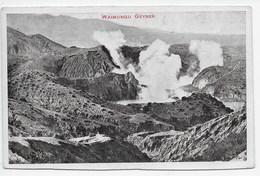 Waimungu Geyser - Undivided Back - New Zealand