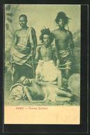 CPA Aden, Somaly Soldiers, Krieger Avec Speeren - Somalia