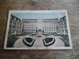 CPA De Passy-Froyennes - Cour D'Honneur - N°3 - Tournai