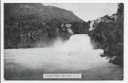 Huka Falls.. Wairakei. N.Z. - New Zealand