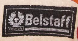 BELSTAFF  ETICHETTA STOFFA - Vestiti & Biancheria D'epoca