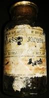 ITALIA -  POTASSIO  JODURO - CARLO ERBA MILANO -  MEDICINE  GLASS - Cc 43x92 Mm - Otras Colecciones