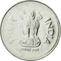Monnaie, INDIA-REPUBLIC, Rupee, 2001, TTB, Stainless Steel, KM:92.2 - India