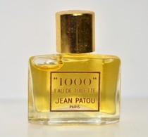 Miniature Prix De Depart 1 Euro 1000 Jean Patou - Miniatures Womens' Fragrances (without Box)