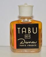 Miniature Prix De Depart 1 Euro Tabu Dana - Miniatures Womens' Fragrances (without Box)