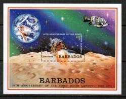 BARBADOS  Scott # 518** VF MINT NH SOUVENIR SHEET  LG-839 - Barbados (1966-...)