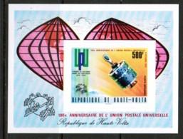 UPPER VOLTA  Scott # C 192** VF MINT NH SOUVENIR SHEET  LG-840 - Upper Volta (1958-1984)