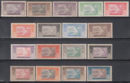 1913-1917 YVERT Nº 41 / 57  /*/ - Costa De Marfil (1892-1944)