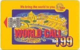 PAKISTAN : WC-05 AA Rs.199 City Design (SI-7) +Nestle Sticker Glasses USED - Pakistan