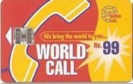 PAKISTAN : WC-06A A Rs.99 'We Bring /Nestle Sticker Glasses USED - Pakistan