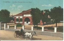 PORTUGAL - Coimbra - Jardim - Escola João De Deus - Coimbra