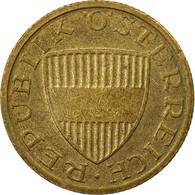 Monnaie, Autriche, 50 Groschen, 1995, TB+, Aluminum-Bronze, KM:2885 - Autriche