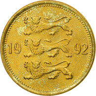 Monnaie, Estonia, 50 Senti, 1992, TB+, Aluminum-Bronze, KM:24 - Estonia