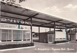 SANSEPOLCRO Ingresso Stabilimento Buitoni - Publicité
